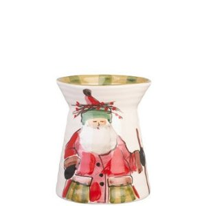 Old Saint Nick Utensil Holder by Vietri